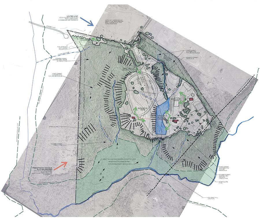 Warrenton Horse Farm Site Analysis p